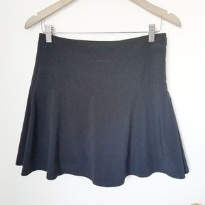 Athleta skort black size 2